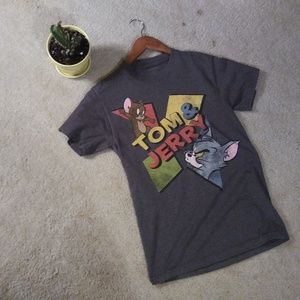 Vintage Shirts - Tom and Jerry Vintage T-shirt